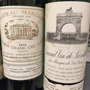 Chateau Margaux Las Cases