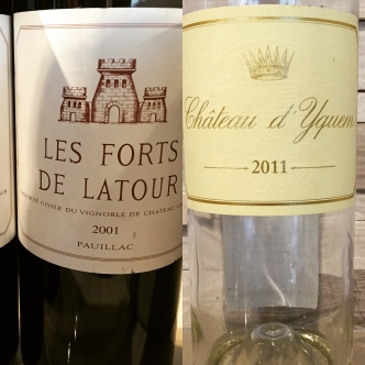Les Forts Yquem