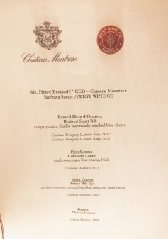 chateau-montrose-dinner-menu